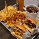 ShackMeister Burger