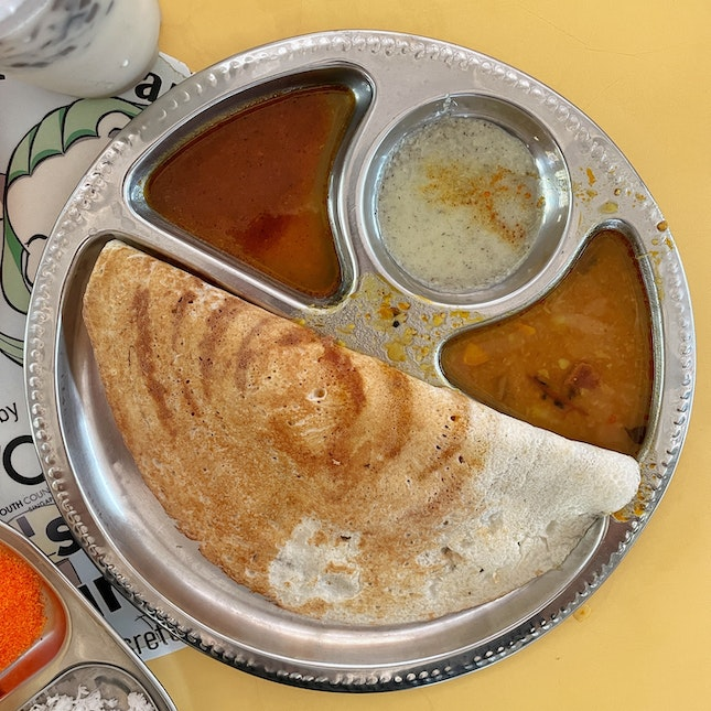 Heaven's Indian Curry (01-15)