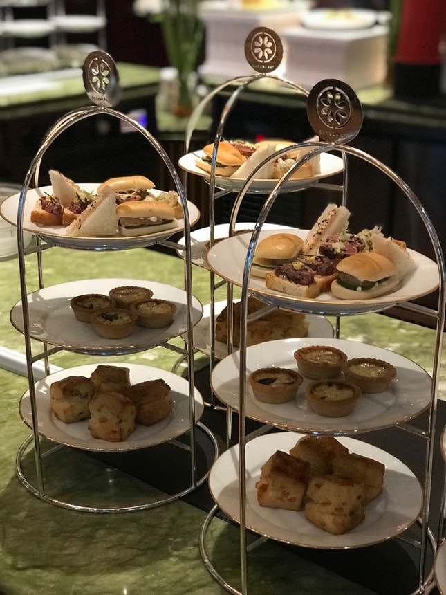 High tea With Style With hand Crafted Desserts