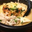 Pork Kimchi Nabeyaki