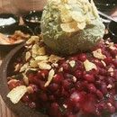 Red Beans And Matcha Ice-cream Bingsu