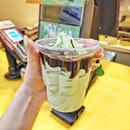 just tried the @mcdsg matcha icecream and quite impressed that the matcha taste isn't too artificial.