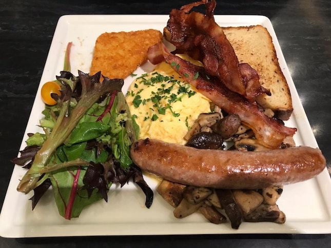 All American Breakfast $23