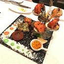 Fancy Michelin Starred Indian Food