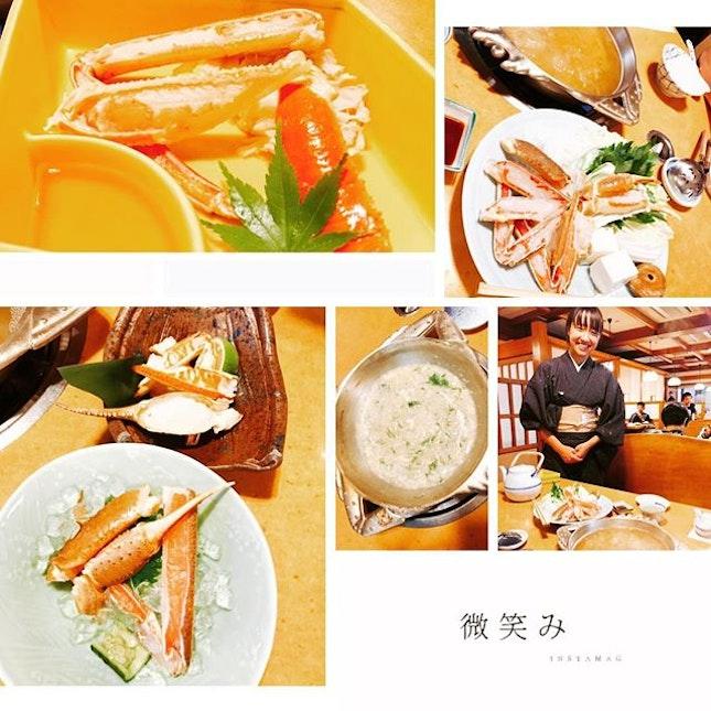 #crabbyfeast #giant #snowcrab in #differentvarieties #fresh n #sweet #oishii #instafood #instafood #foodporn #foodlover #burpple #instalongweekend #instatravel #KaniDoraku #かに道楽 #dotonbori #osaka #japan #felztravelfootprint2017 #osakakyoto7 #jp #felzfooddiary