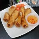 Vietnamese Crispy Spring Roll