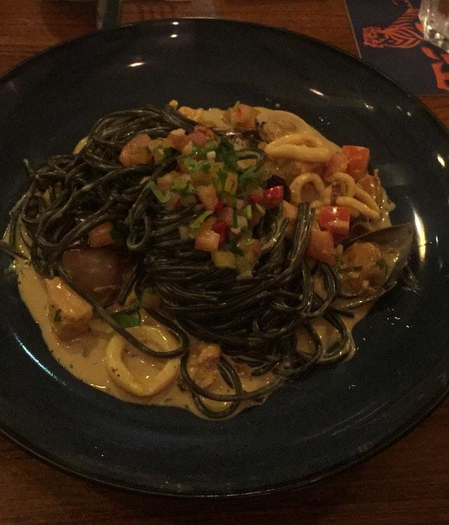 Black Angel Spaghetti