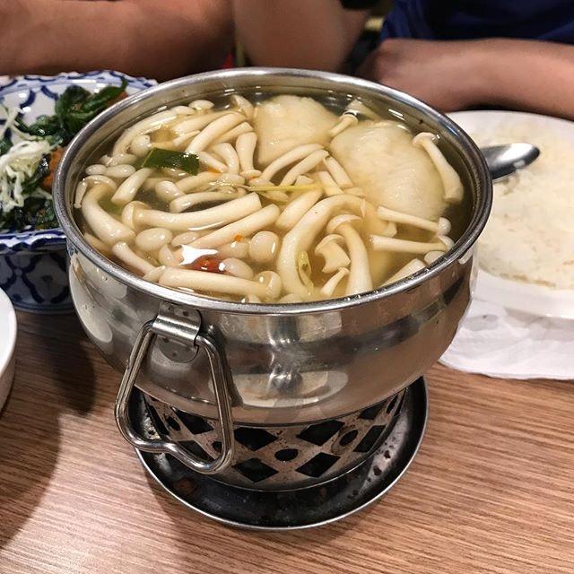 Unexpectedly delicious Thai dinner!