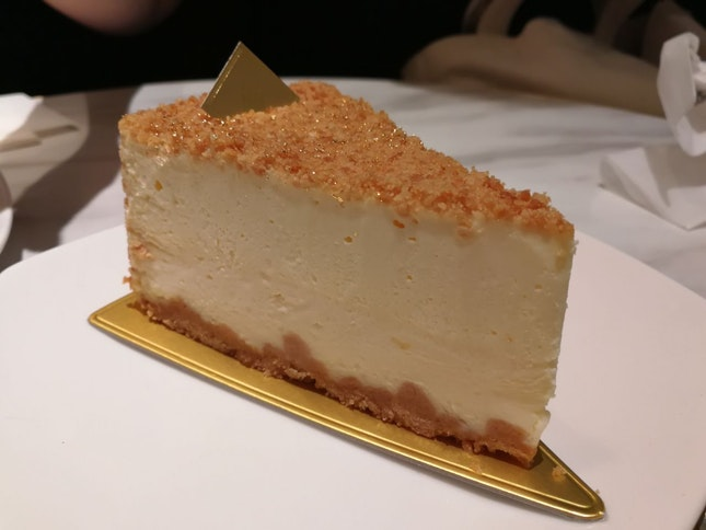 Superb Double Cheeesecake