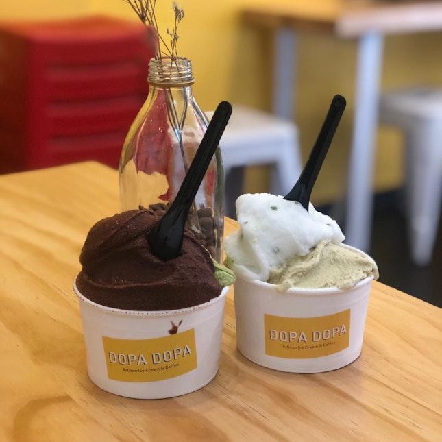 Amazing Artisanal Ice Cream!