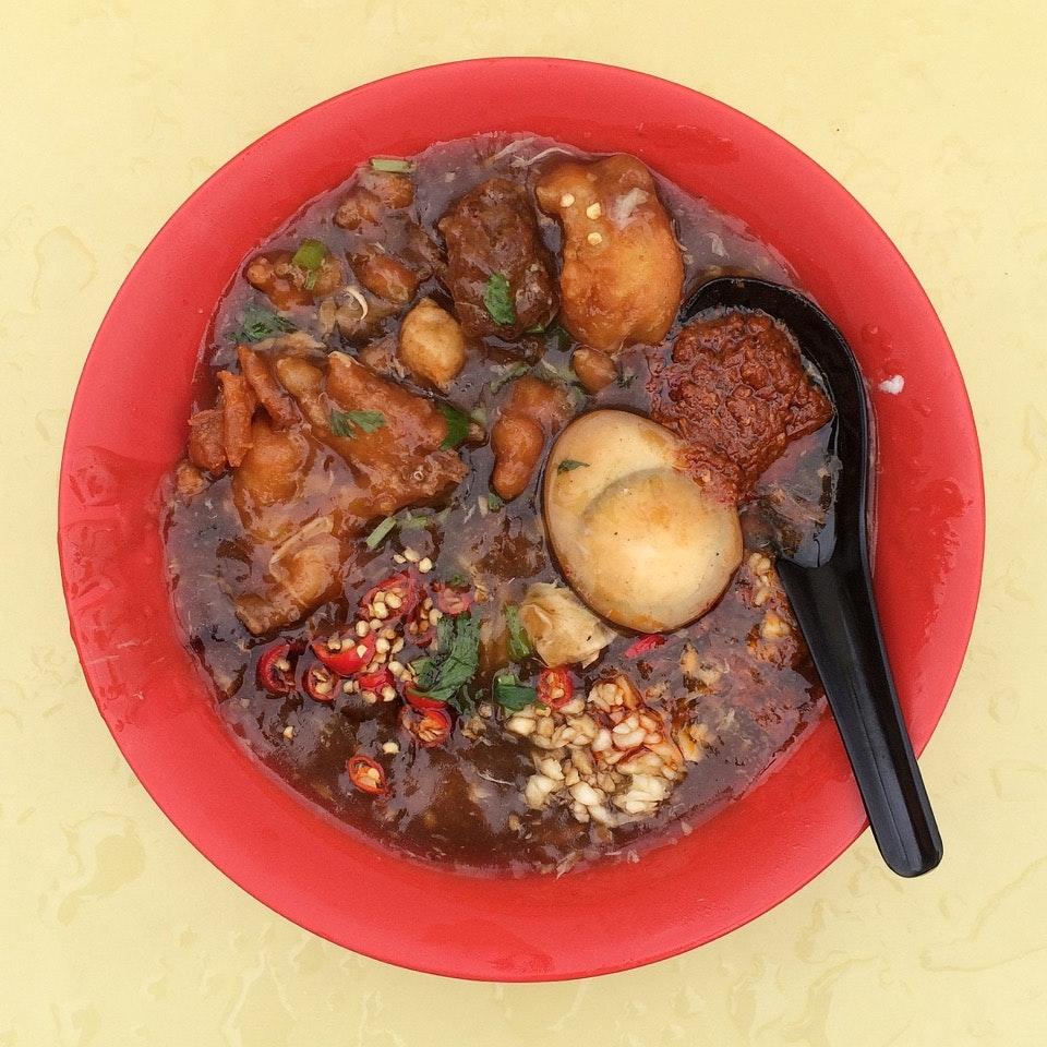 Fu Chun Laksa Lor Mee 福春叻沙卤面 (Eunos Crescent Market & Food Centre)