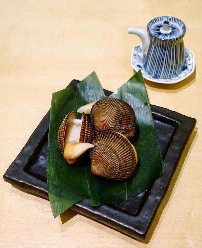 Sushi Jiro @ Marina Mandarin Hotel