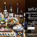 Sake / wine Promotion
