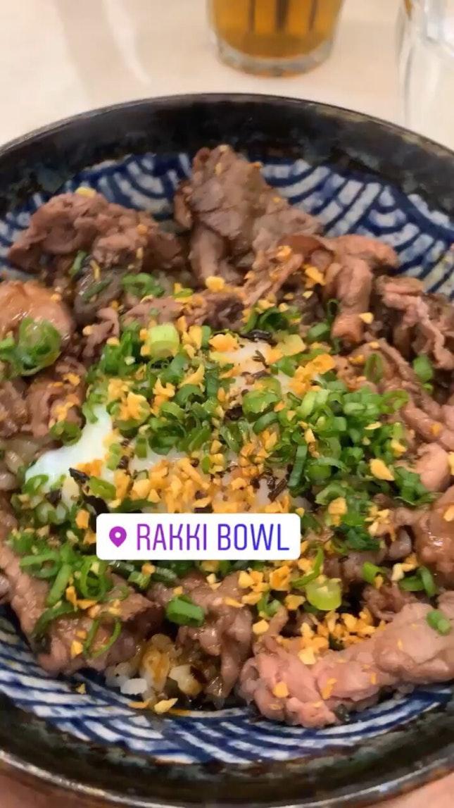 Rakki Bowl