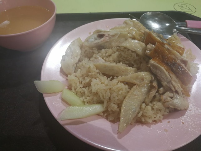 Teck Kee Hainanese Chicken Rice