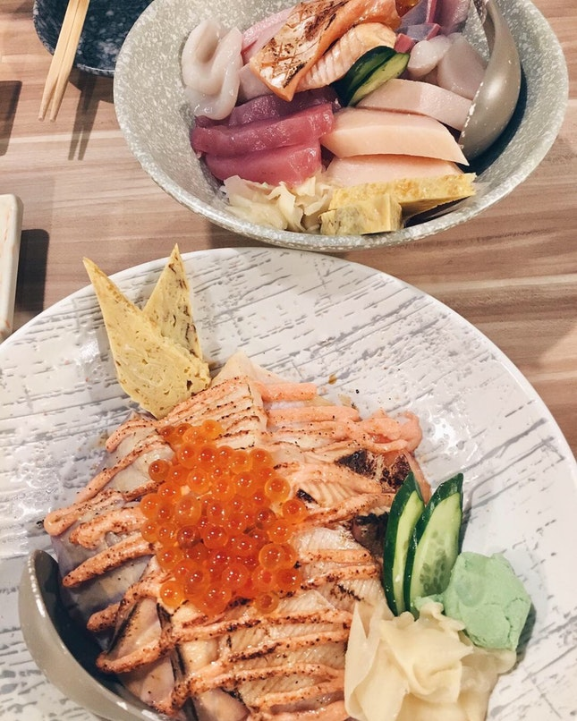 Aburi Kaisen Don, Regular Chirashi Don