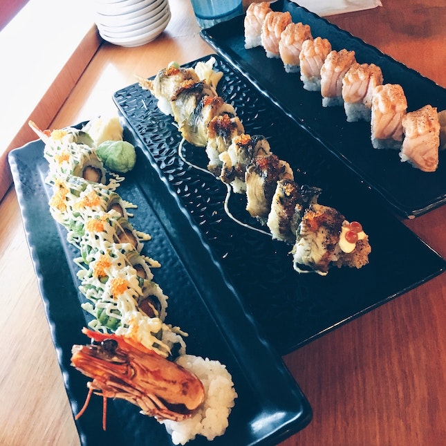 50% Off Makis