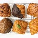 Assorted Flavour Croissants