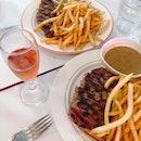 Trimmed Entrecôte Steak ($36.80)