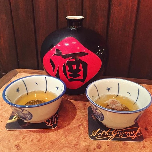 """Back to basic with this """"Nu Er Hong""""  Taste like Japanese ChuHai with the slight sweetish and sourish lingering taste from the asamboi."""