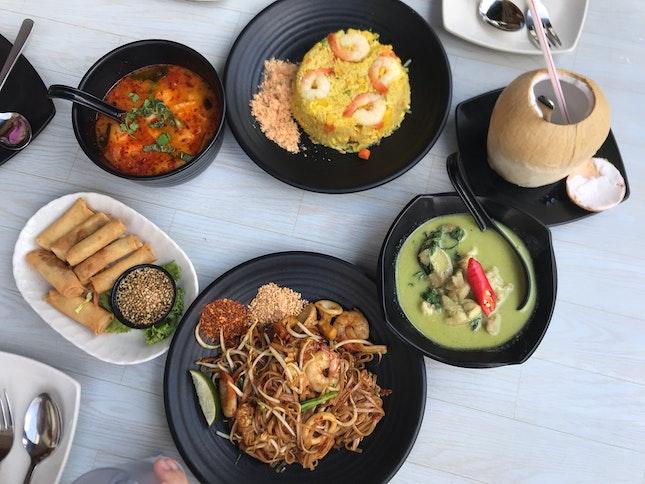 AMAZING AUTHENTIC THAI FOOD