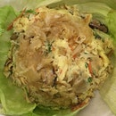 One particular dish that I love when I was a kid - Crab Meat Shark Fin Omelette 蟹肉桂花翅 @ Seafood Park, Clementi Street 12.