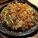 The Okonomiyaki At Misato Is So Good! @ 176 Orchard Road, The Centrepoint #01-33E.