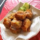 Prawn Roll 虾棗 @ Keng Eng Kee Seafood 瓊榮記海鲜, Blk 124 Bukit Merah Lane 1 #01-136.