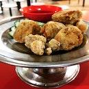 Fried Prawn Roll 虾棗 @ Nan Zhen Seafood, ABC Brickworks Market& Food Centre #01-37.