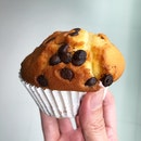 Chocolate Chip Muffin @ Sweet Hut Bakery • 3 Yung Sheng Road • Taman Jurong Market and Food Centre • #03-129.