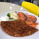 Classic Rosti With Smoked Salmon @The6ixsRosti  Blk 25 Ghim Moh Link.