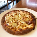 Salami Pizza @ Time Table Cafe 研磨时光咖啡 | Blk 456 Jurong West Street 41 | #01-726.