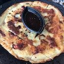 Seafood Pancake ($17++)