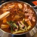 Pork Kimchi Stew ($18++)