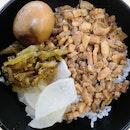 Taiwanese Braised Pork Rice($4)