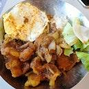 Sambal Fish Rice($4.70)