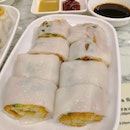 Rice Roll with Dough Fritters($5.80)
