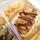 Fatty Bom Crispy Fish Roll($7.90)🐟