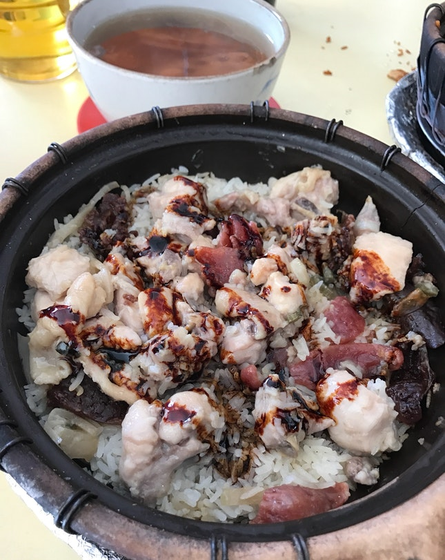 Great Claypot Rice