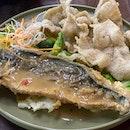 Miso Saba Fish