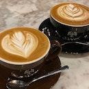Latte & Flat White