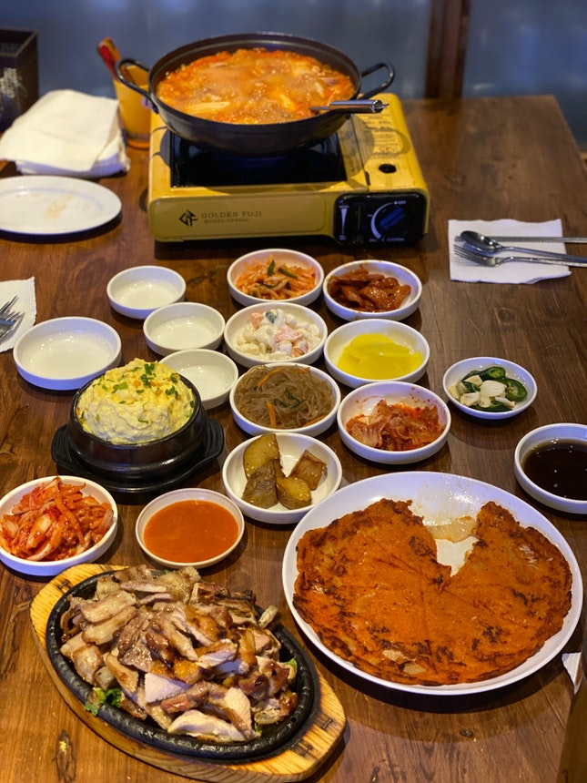 Korean BBQ 🥓🥩