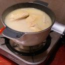 Fish Lips Chicken Soup