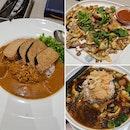 Nanyang Curry Beancurd + Orh Luak + Lion's Mane Thick Broth Rice