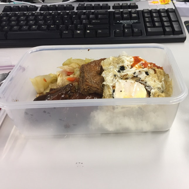 Regular Lunch Menu