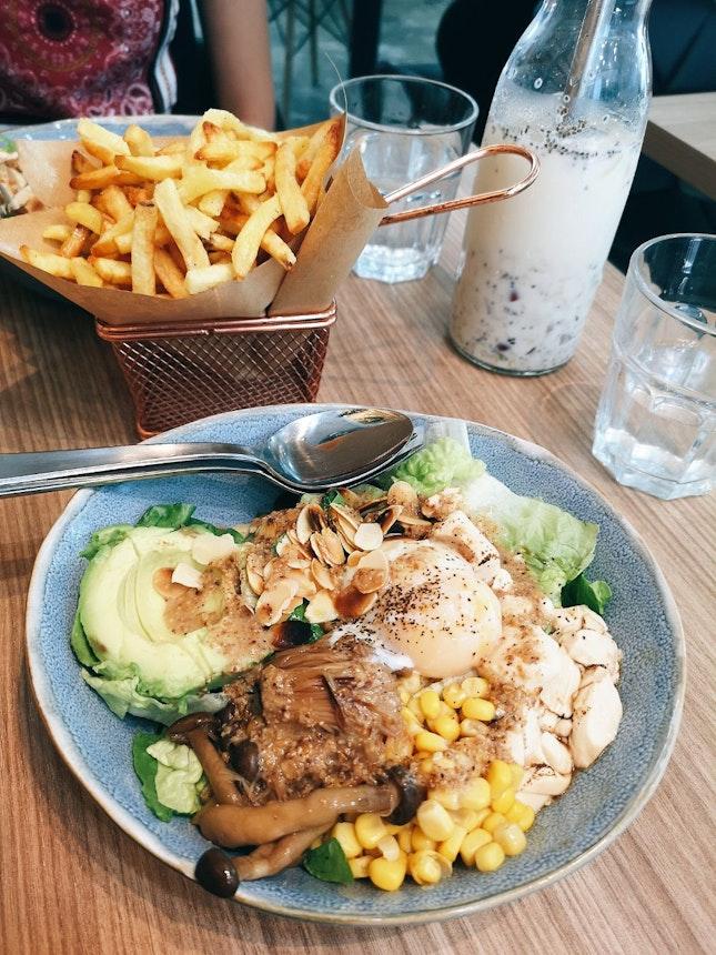 Tasty Health Bowls