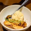 The Winning Dish- Dessert Dumplings $8
