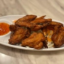 Fried Chicken Wings $10