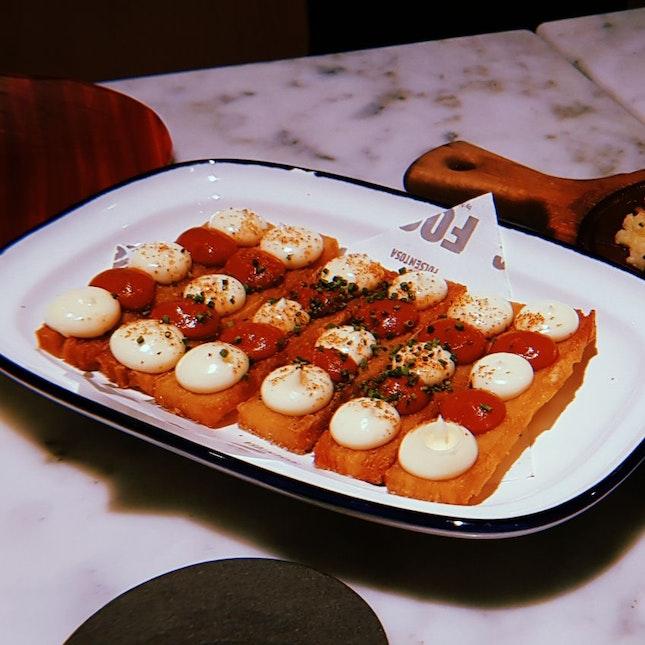 Patatas Bravas ($10++)