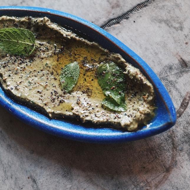 Avo Pesto Dip [$9+]